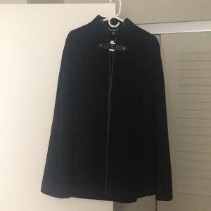 Karl Lagerfeld black cape